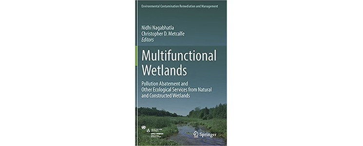 New Book Released: Multifunctional Wetlands