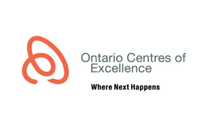 OCE Ontario Centres of Excellence Logo